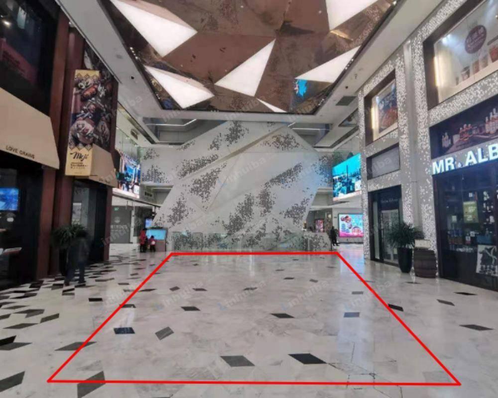 北京通盈中心 - 一层中庭