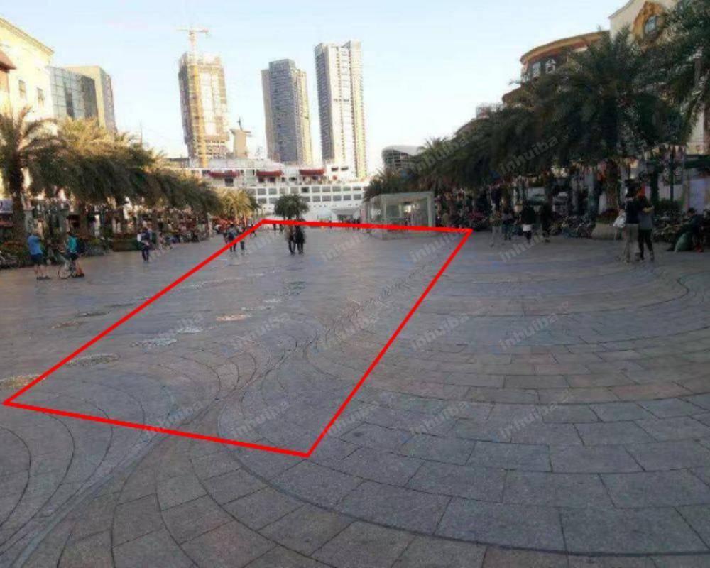 深圳海上世界 - A区中心广场