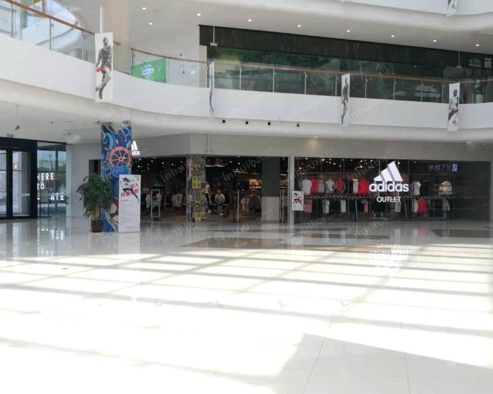 台州银泰城购物中心 - 中庭