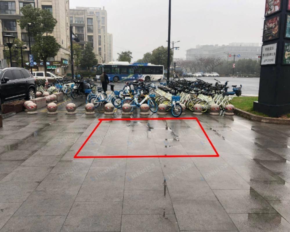 杭州赛银国际广场 - 园区内麦当劳旁边