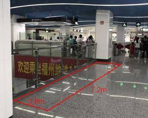 福州火车南站地铁站-创意展示展位