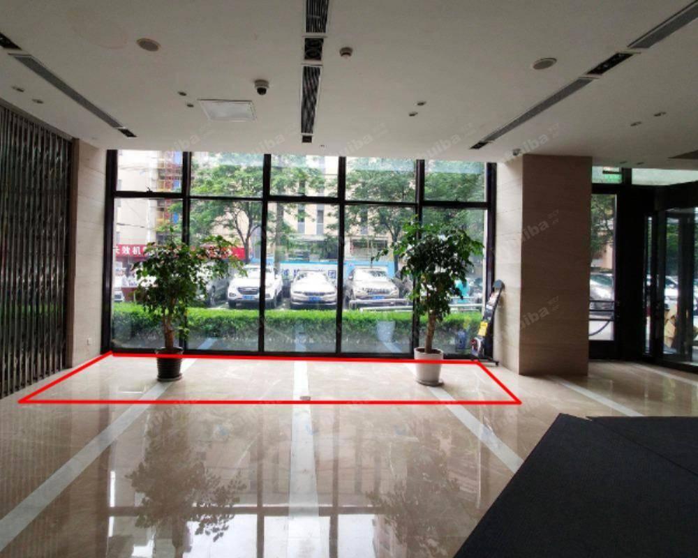 上海东吴证券大厦 - 一楼大厅