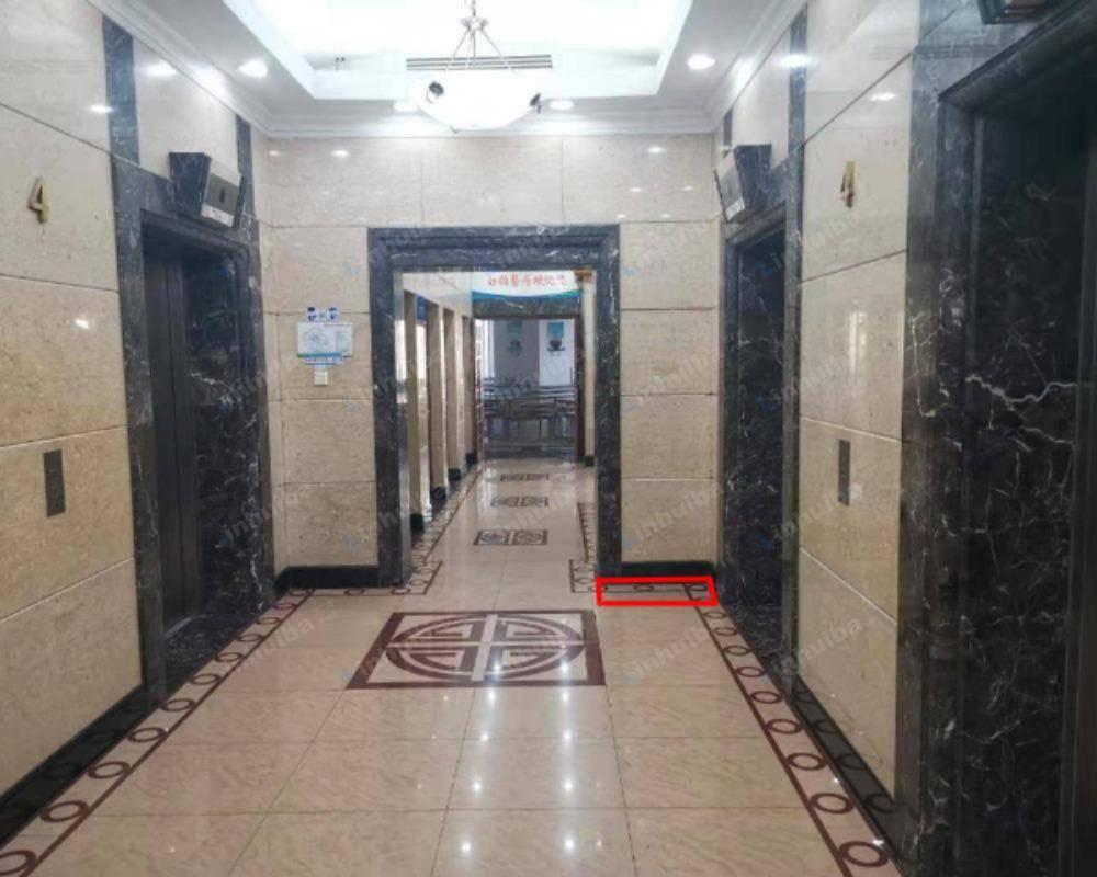 上海凯迪克大厦 - 四楼餐厅左侧入口旁
