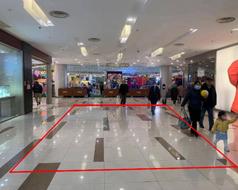 上海凯德龙之梦购物中心莘庄店 - 南门门厅