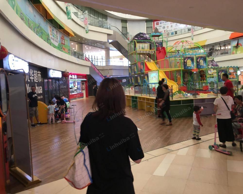 亿丰时代广场 - 超市门口