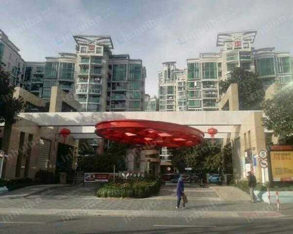 中海馨园 - 小区中心广场