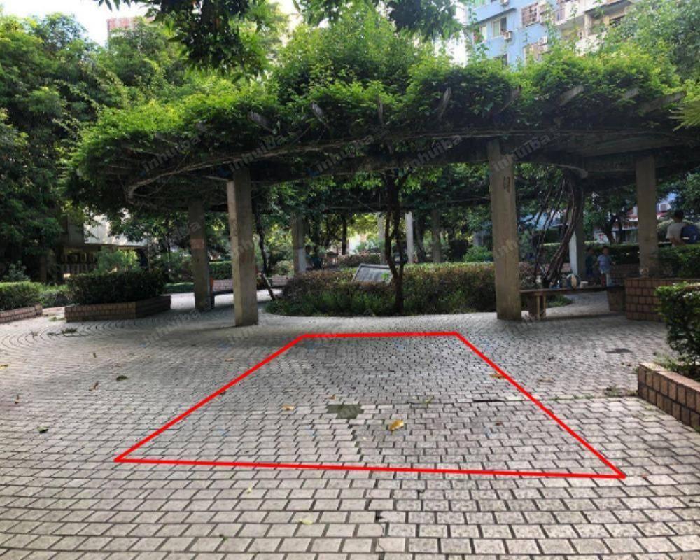 广州天河东小区 - 小区中心花园