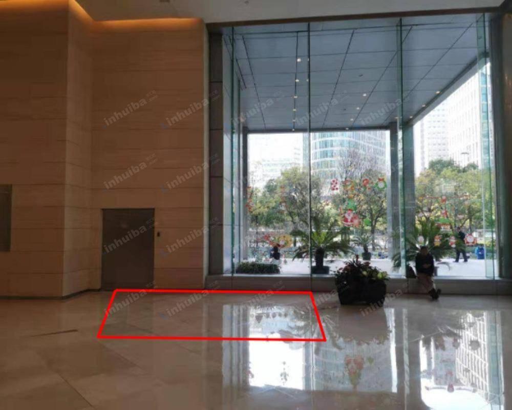 上海长泰国际金融大厦 - 大堂出入口处空地