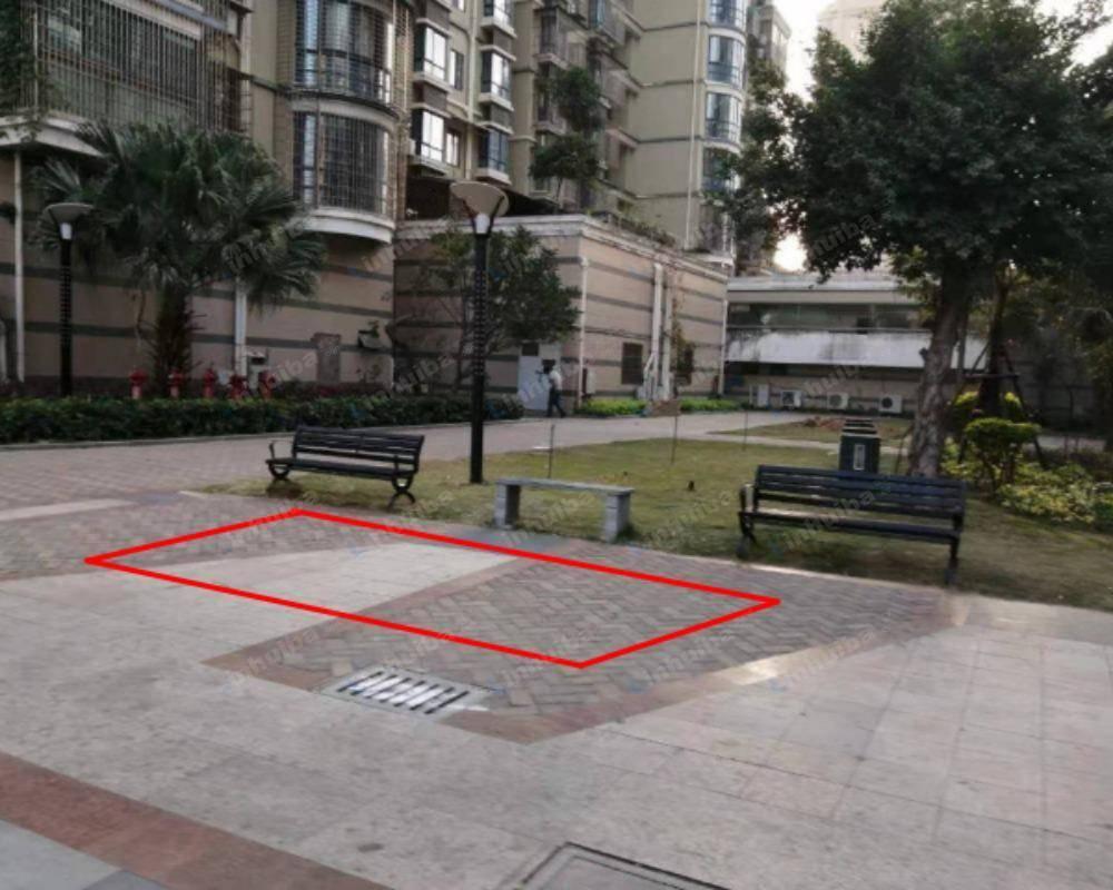 厦门幸福密码小区 - 小广场