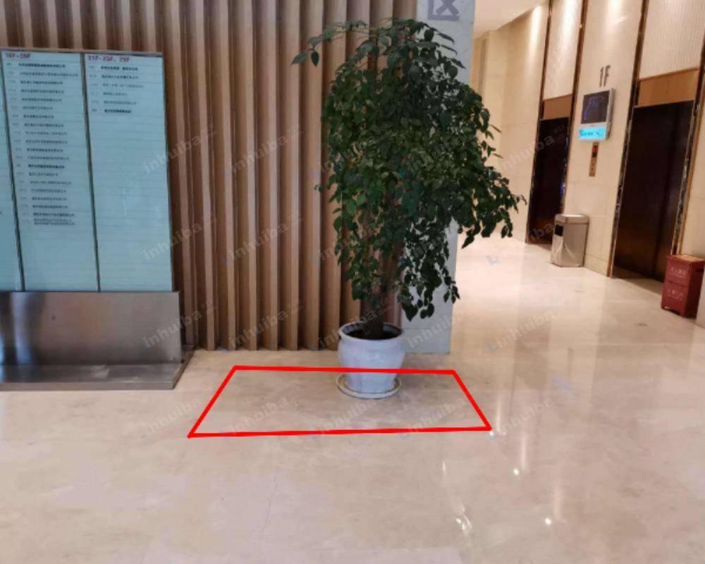 重庆嘉州协信中心 - a栋大厅位置