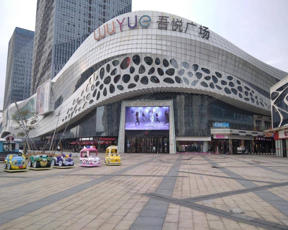 苏州吾悦广场吴江店 - 外广场