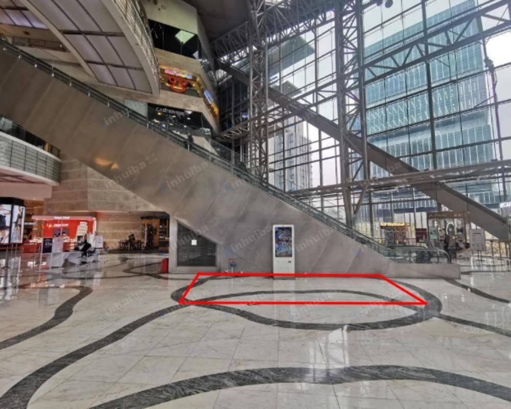上海静安大悦城 - 南座三楼飞天梯旁