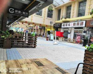 上海市嘉定区安亭财富广场-外场步行街