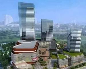 上海长宁来福士广场