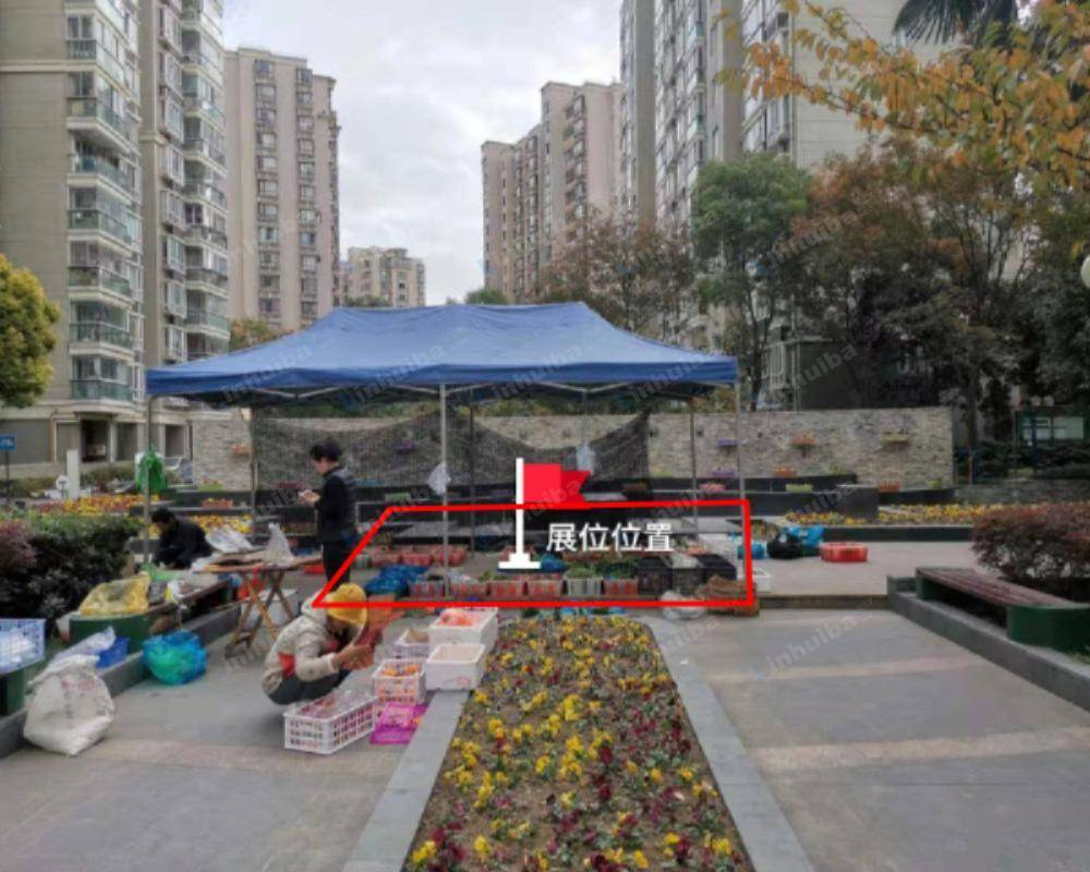 上海新梅莘苑 - 中心花园