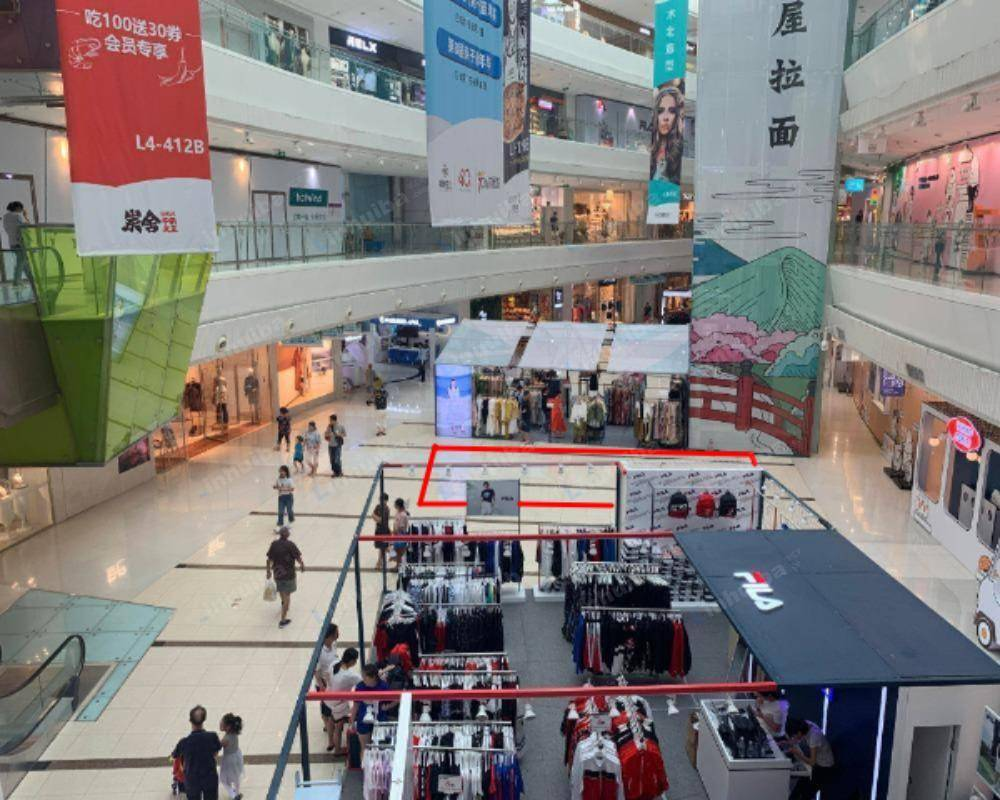 深圳City花园城 - 一楼中庭