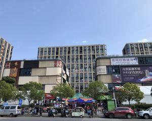 中心广场通道