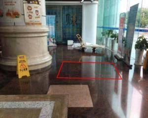 深圳市文蔚大厦-一楼大厅