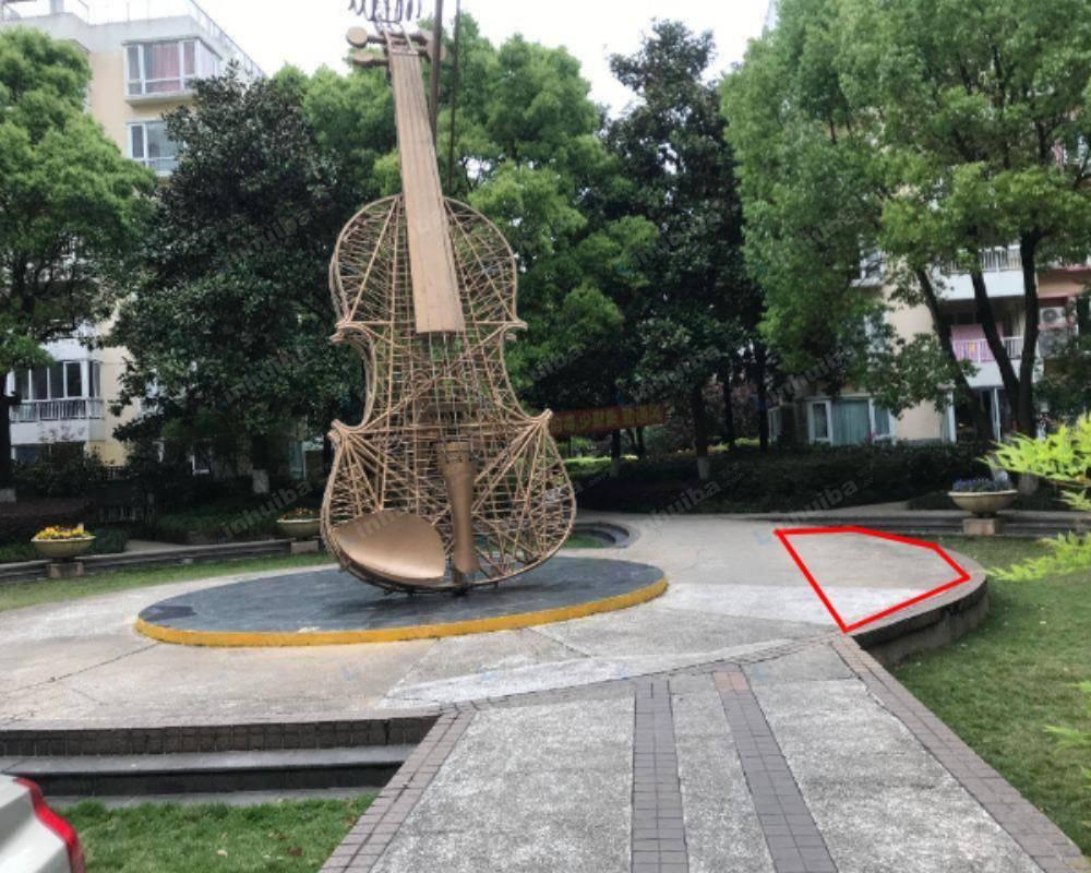 上海华尔兹花园 - 中央广场