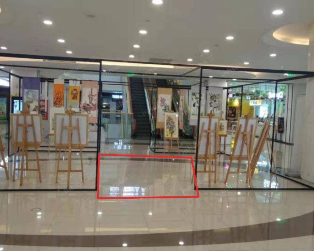 杭州东站西子国际 - A座二楼中庭
