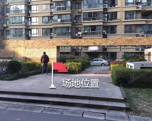 东苑福邸 - 5号楼对面平台