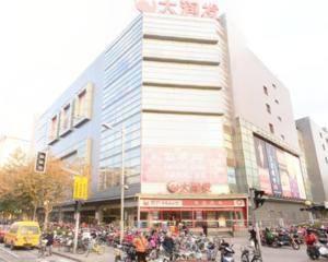 上海卡通尼乐园大宁店