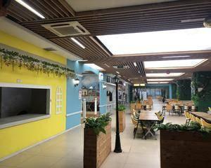 杭州未来科技城海创园5号楼餐厅