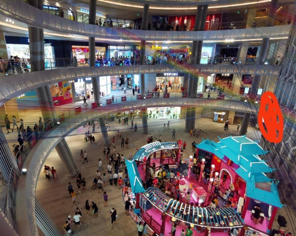 贵阳益田假日购物中心 - 一楼中庭