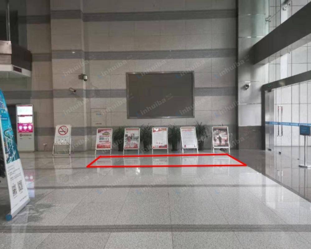 上海华闻国际大厦 - 一楼大堂