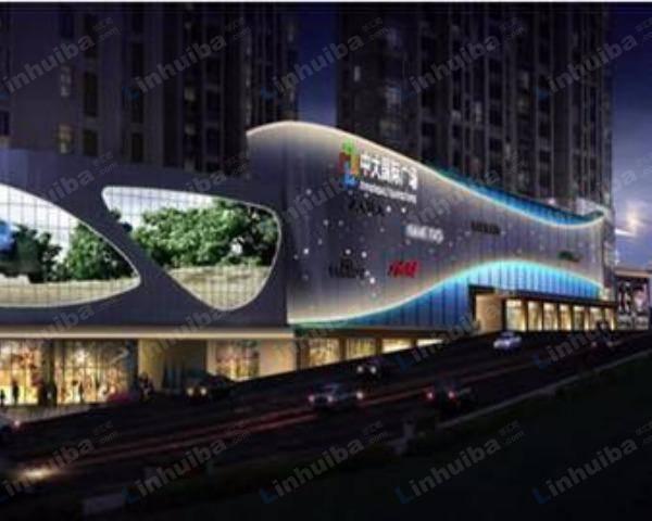 中大国际广场购物中心 - 中庭