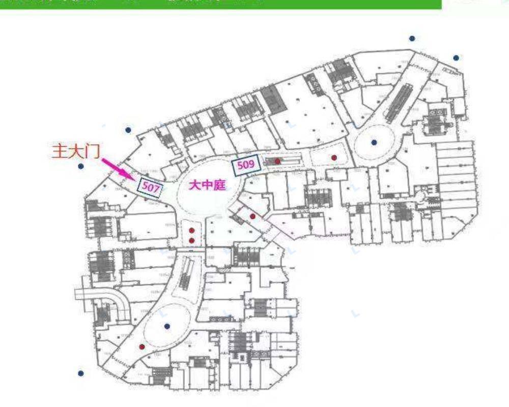 义乌吾悦广场 - 正门门厅