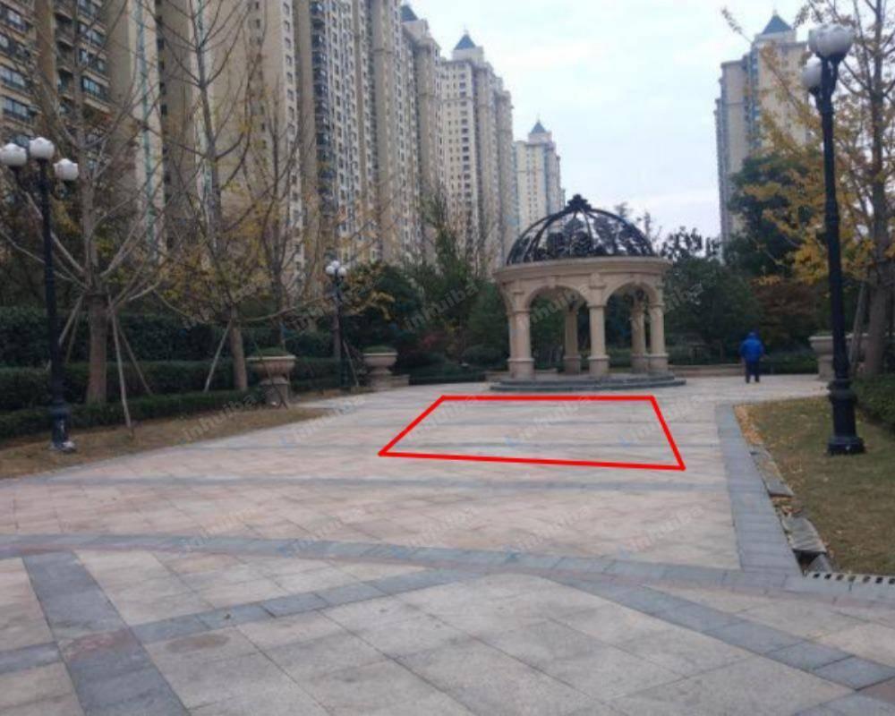 淮安恒大名都 - 小广场处