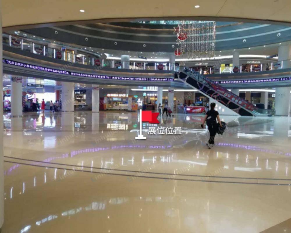 深圳星河cococity购物中心 - 主中庭