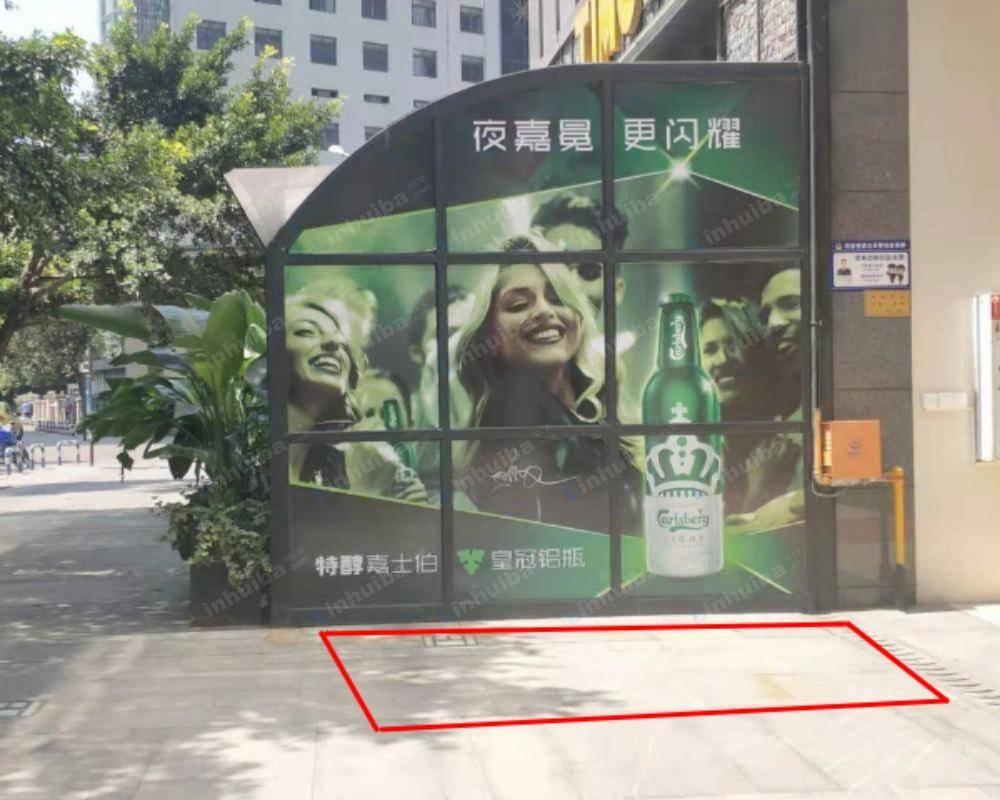 重庆万汇中心 - 3栋门口