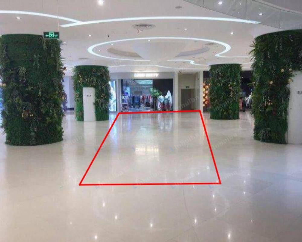 上海长风大悦城 - 一楼小中庭