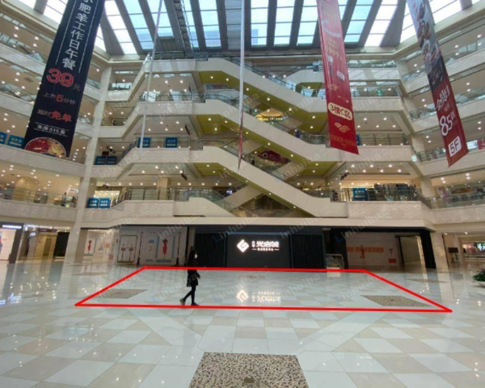 上海大华光启城 - 一楼中庭
