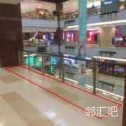 三楼连廊中间区域