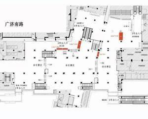 广济南路地铁站-1号展位