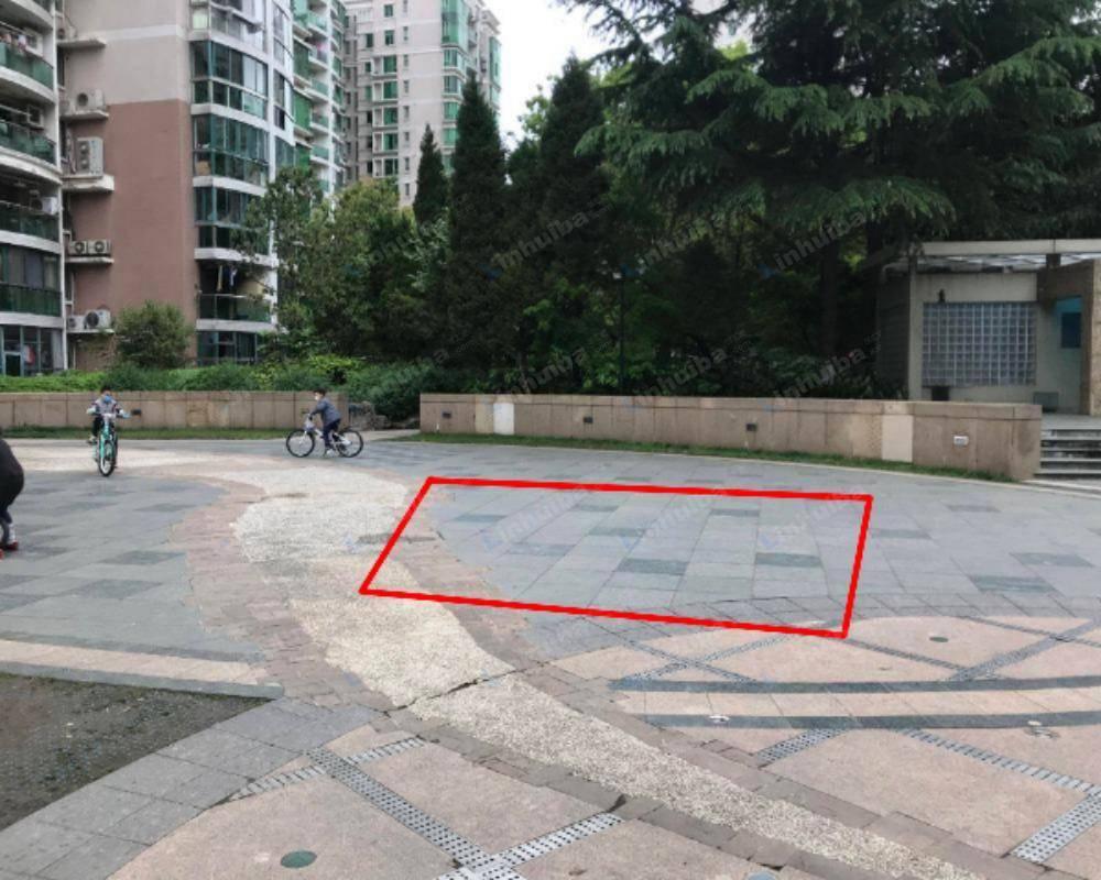 上海中海馨园 - 小区中心广场