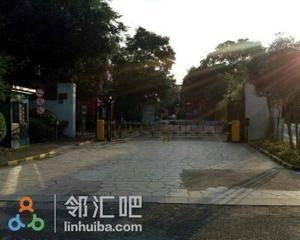 白金果岭-正门入口处