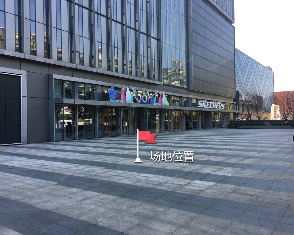 杭州大厦501城市广场 - 户外北广场