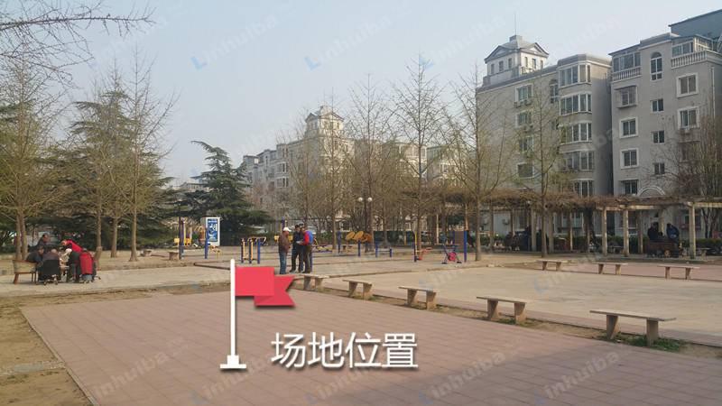 北京富卓苑小区 - 小区活动广场