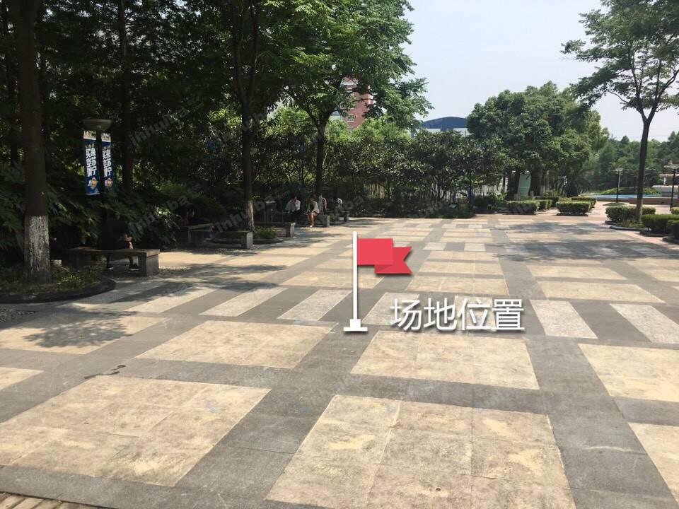 禹州金桥国际 - 中庭小广场