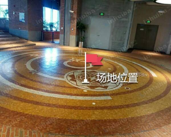 上海静安大悦城 - 8楼连廊附近圆形空地
