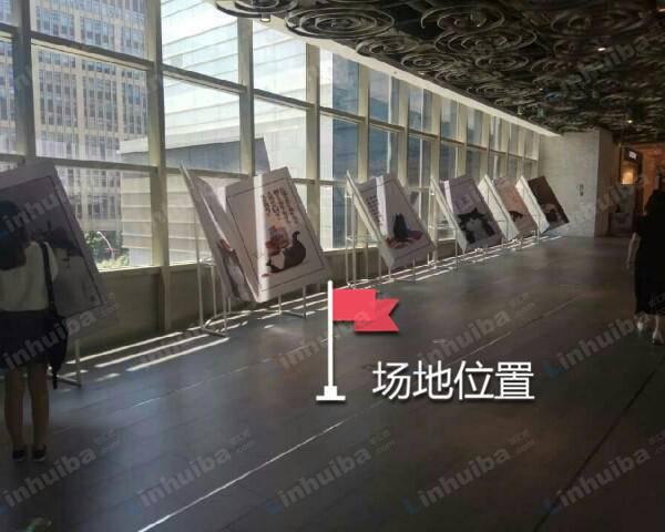 上海静安大悦城 - 北座3楼连廊