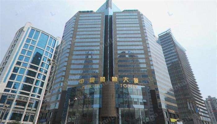 中国船舶大厦 - 大堂门口