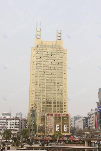 金茂大厦 - 一楼大厅