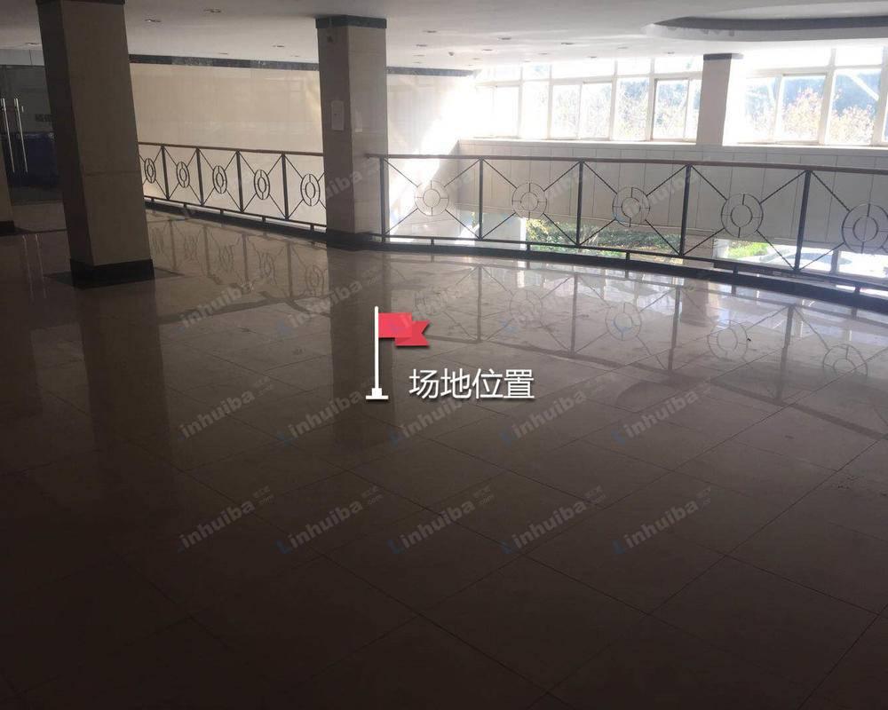 光谷软件园-a区 - 软件园写字楼A区8栋二楼平台靠近栏杆处
